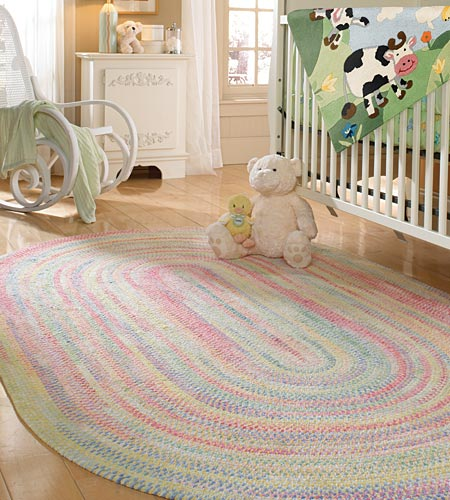 Grass Braided Rug By Capel