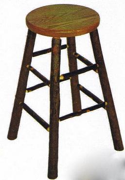 1-hickory-stool