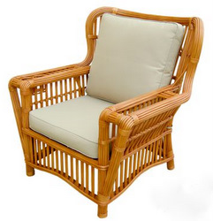 1-RATTAN-WING-CHAIR
