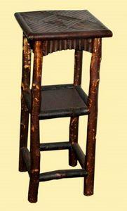 Rustic Adirondack Style Twig and Birch Furniture