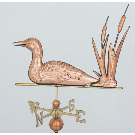 2-LOON-WEATHERVANE