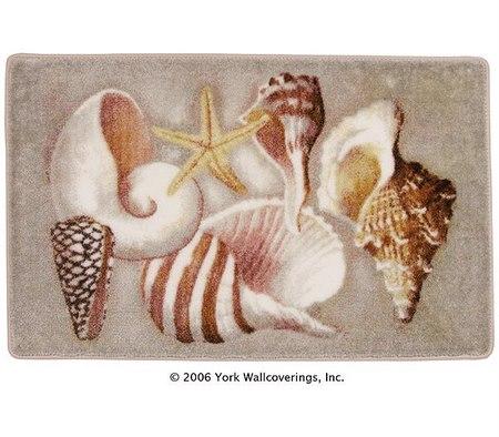 sea shell rug | roselawnlutheran