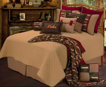 lake bedding full size