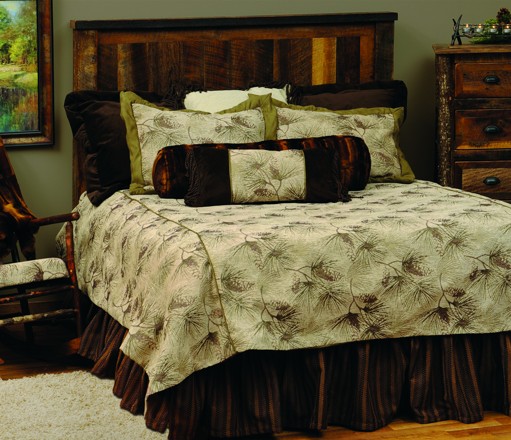 Pine Forest Deluxe Bedding Set
