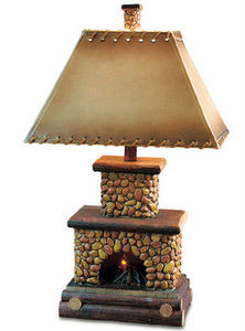 1-stone-fireplace-lamp