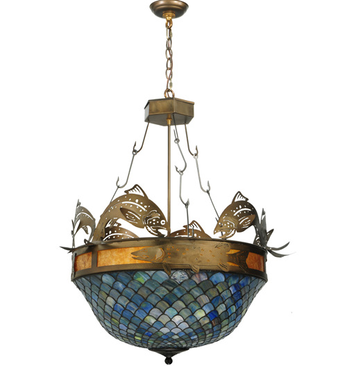 Lake House Ceiling Fixture
